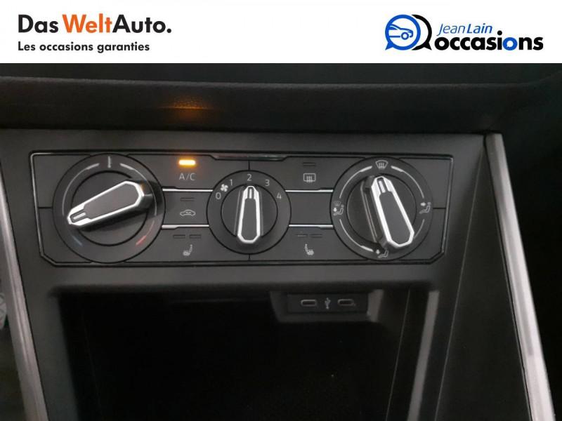 Volkswagen Polo VI Polo 1.0 TSI 95 S&S DSG7 Lounge 5p Gris occasion à Cessy - photo n°14
