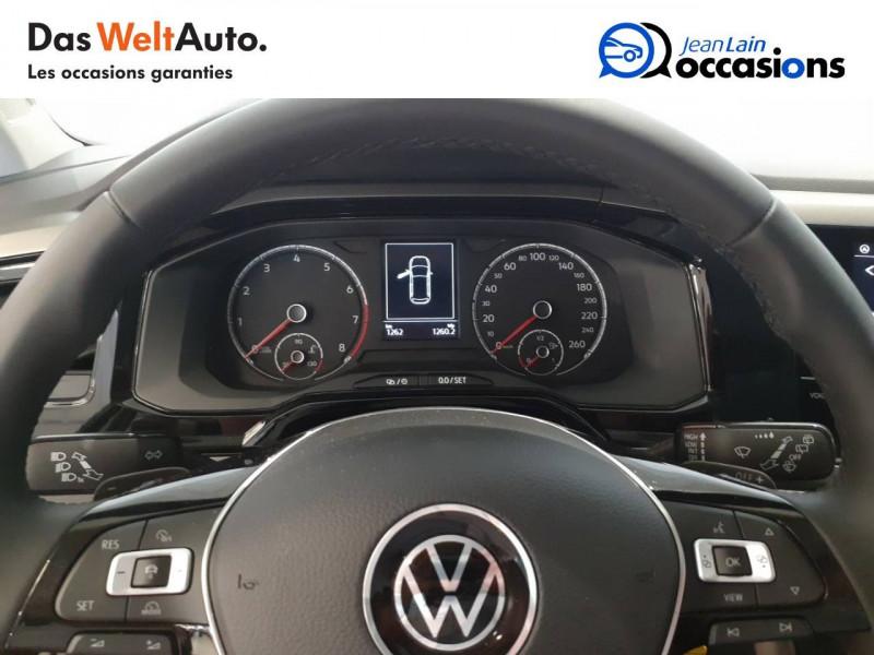 Volkswagen Polo VI Polo 1.0 TSI 95 S&S DSG7 Lounge 5p Gris occasion à Cessy - photo n°12