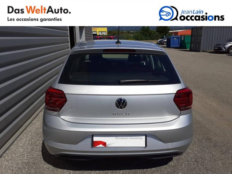 Volkswagen Polo VI Polo 1.0 TSI 95 S&S DSG7 Lounge 5p  occasion à La Motte-Servolex - photo n°6