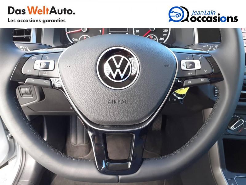 Volkswagen Polo VI Polo 1.0 TSI 95 S&S DSG7 Lounge 5p  occasion à La Motte-Servolex - photo n°12