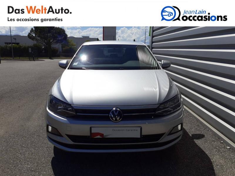 Volkswagen Polo VI Polo 1.0 TSI 95 S&S DSG7 Lounge 5p  occasion à La Motte-Servolex - photo n°2