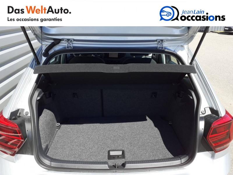 Volkswagen Polo VI Polo 1.0 TSI 95 S&S DSG7 Lounge 5p  occasion à La Motte-Servolex - photo n°10