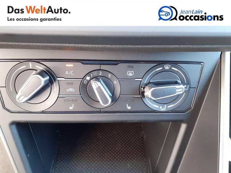 Volkswagen Polo VI Polo 1.0 TSI 95 S&S DSG7 Lounge 5p  occasion à La Motte-Servolex - photo n°14