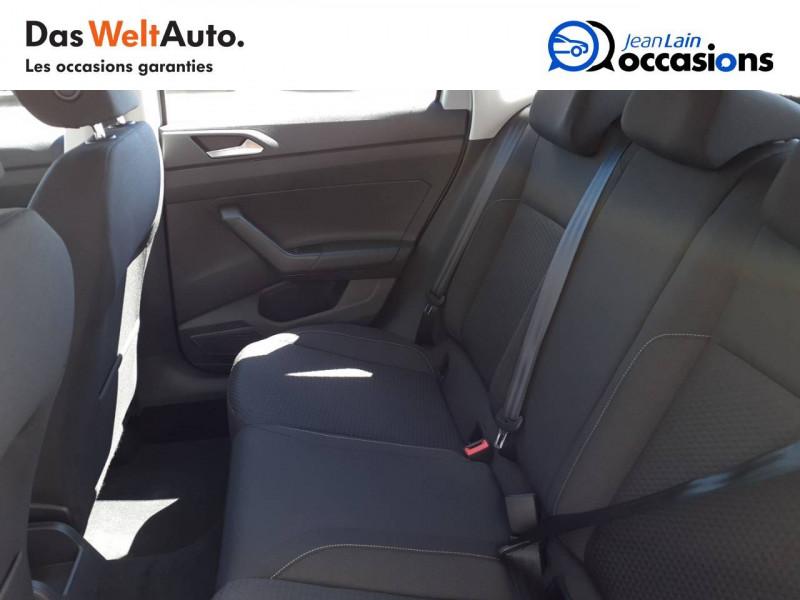 Volkswagen Polo VI Polo 1.0 TSI 95 S&S DSG7 Lounge 5p  occasion à La Motte-Servolex - photo n°17