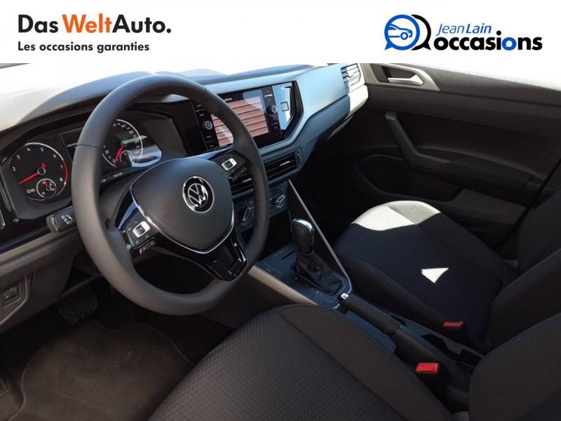 Volkswagen Polo VI Polo 1.0 TSI 95 S&S DSG7 Lounge 5p  occasion à La Motte-Servolex - photo n°11