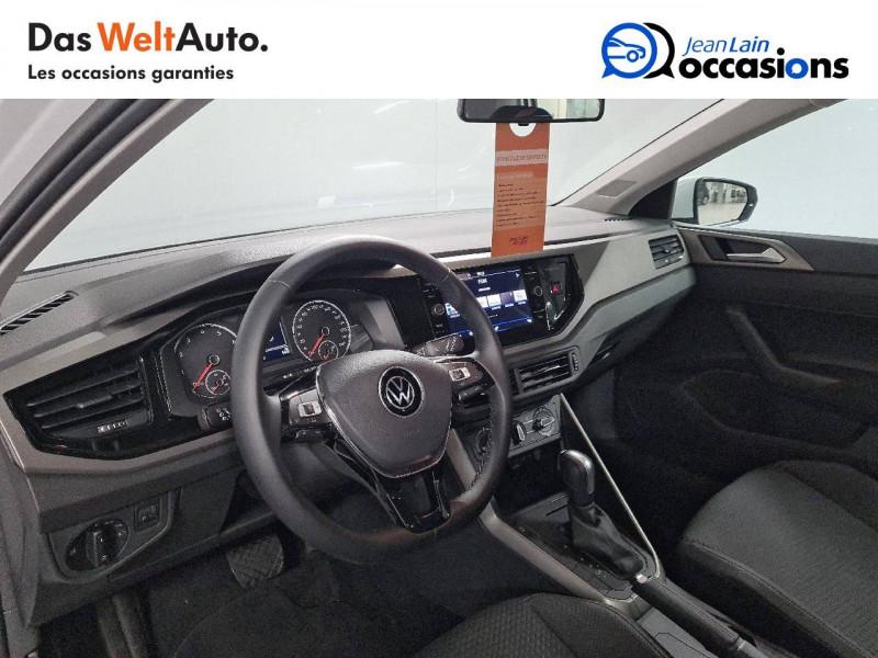 Volkswagen Polo VI Polo 1.0 TSI 95 S&S DSG7 Lounge 5p Blanc occasion à La Motte-Servolex - photo n°11