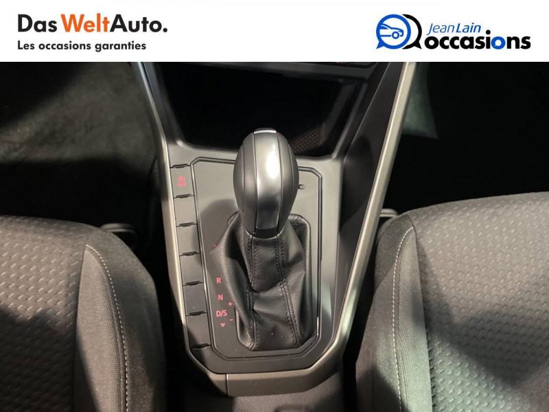 Volkswagen Polo VI Polo 1.0 TSI 95 S&S DSG7 Lounge 5p Orange occasion à Seynod - photo n°13