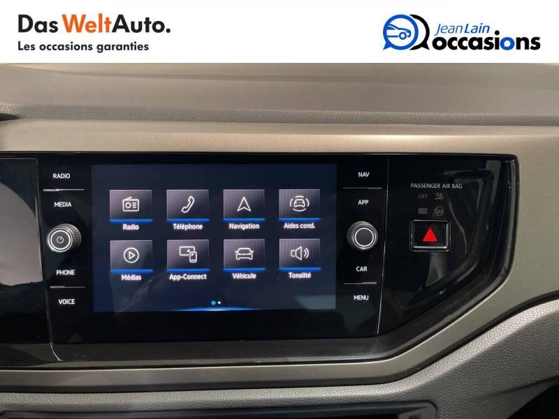 Volkswagen Polo VI Polo 1.0 TSI 95 S&S DSG7 Lounge 5p Orange occasion à Seynod - photo n°16