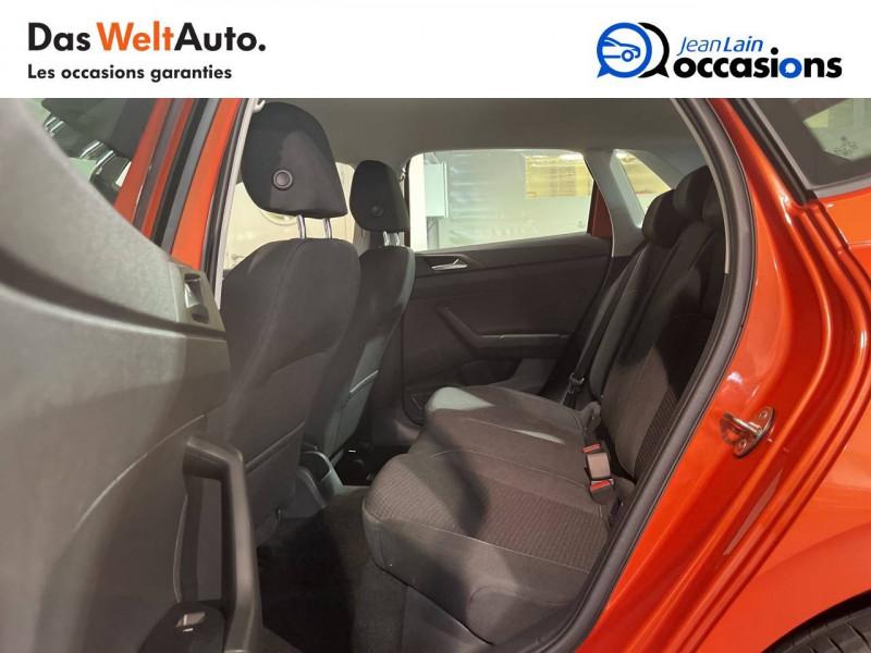 Volkswagen Polo VI Polo 1.0 TSI 95 S&S DSG7 Lounge 5p Orange occasion à Seynod - photo n°17