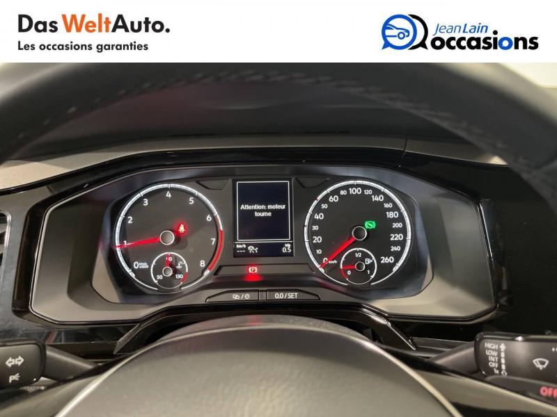 Volkswagen Polo VI Polo 1.0 TSI 95 S&S DSG7 Lounge 5p Orange occasion à Seynod - photo n°15