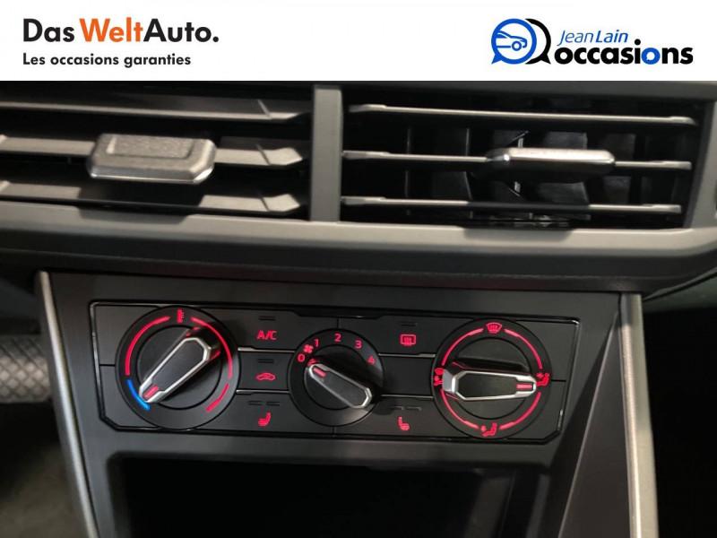 Volkswagen Polo VI Polo 1.0 TSI 95 S&S DSG7 Lounge 5p Orange occasion à Seynod - photo n°14