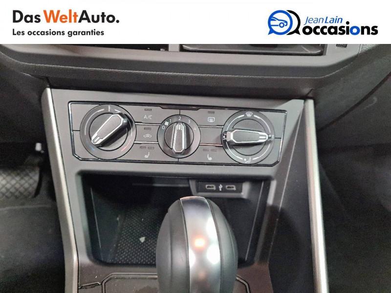 Volkswagen Polo VI Polo 1.0 TSI 95 S&S DSG7 Lounge 5p Orange occasion à La Motte-Servolex - photo n°14
