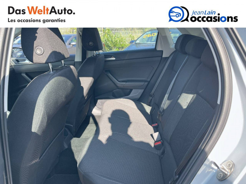 Volkswagen Polo VI Polo 1.0 TSI 95 S&S DSG7 Lounge 5p Gris occasion à Crolles - photo n°17