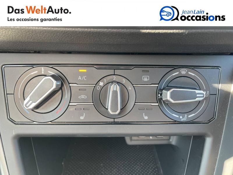 Volkswagen Polo VI Polo 1.0 TSI 95 S&S DSG7 Lounge 5p Gris occasion à Crolles - photo n°14