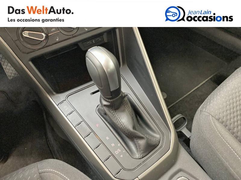 Volkswagen Polo VI Polo 1.0 TSI 95 S&S DSG7 Lounge 5p Gris occasion à La Motte-Servolex - photo n°13