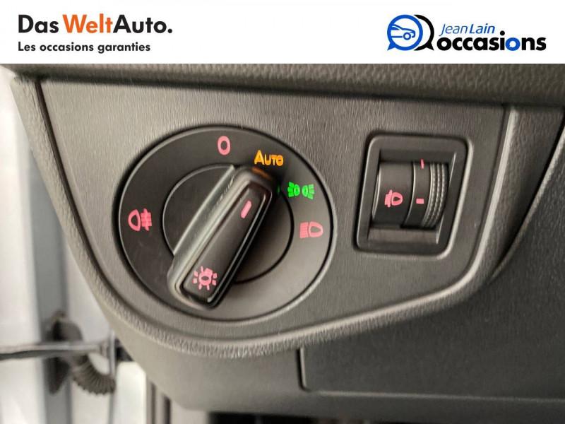 Volkswagen Polo VI Polo 1.0 TSI 95 S&S DSG7 Lounge 5p Gris occasion à La Motte-Servolex - photo n°16