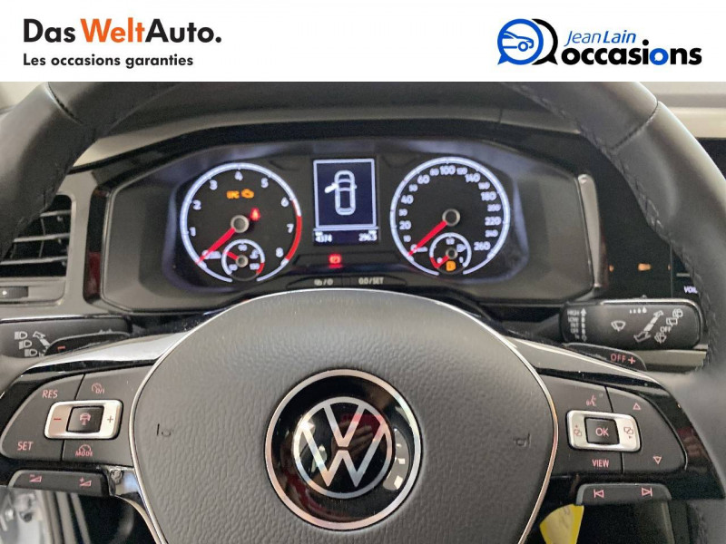 Volkswagen Polo VI Polo 1.0 TSI 95 S&S DSG7 Lounge 5p Gris occasion à La Motte-Servolex - photo n°18