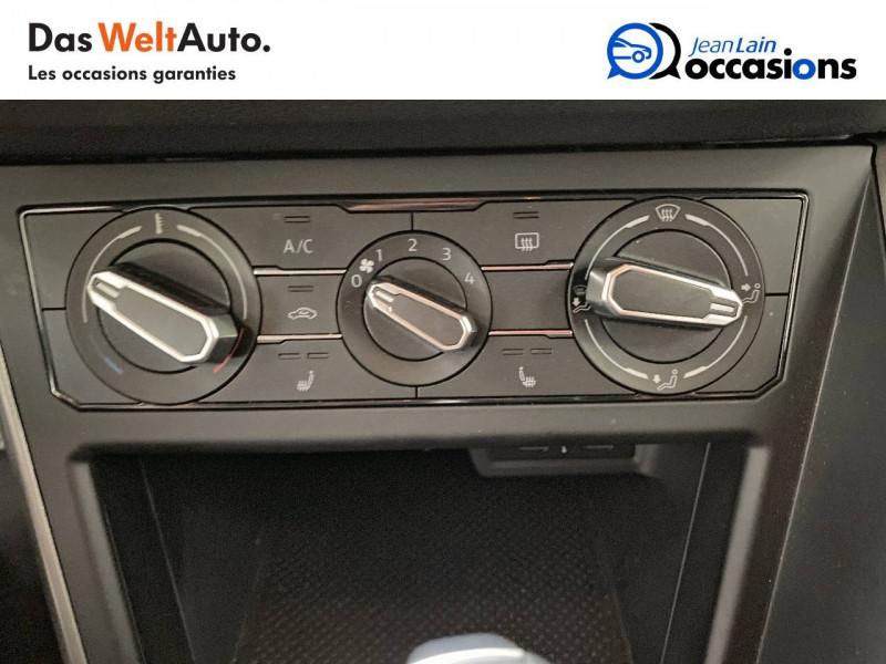 Volkswagen Polo VI Polo 1.0 TSI 95 S&S DSG7 Lounge 5p Gris occasion à La Motte-Servolex - photo n°14