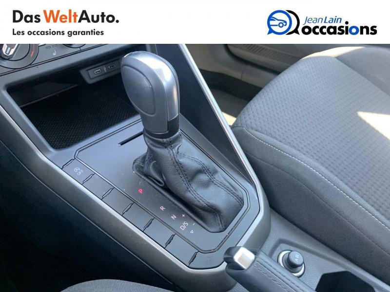 Volkswagen Polo VI Polo 1.0 TSI 95 S&S DSG7 Lounge 5p Bleu occasion à La Motte-Servolex - photo n°13