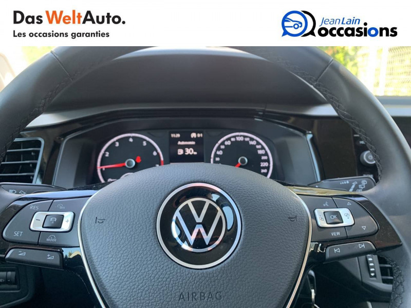 Volkswagen Polo VI Polo 1.0 TSI 95 S&S DSG7 Lounge 5p Bleu occasion à La Motte-Servolex - photo n°12
