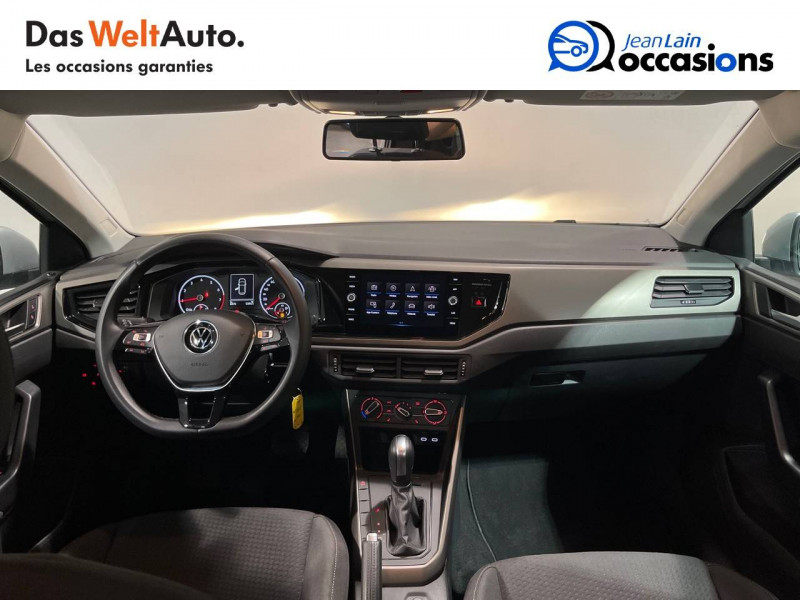 Volkswagen Polo VI Polo 1.0 TSI 95 S&S DSG7 Lounge 5p Gris occasion à Seynod - photo n°18