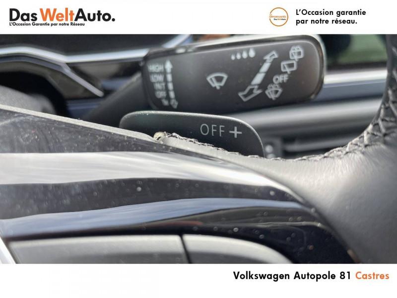 Volkswagen Polo VI Polo 1.0 TSI 95 S&S DSG7 United 5p Gris occasion à Castres - photo n°18