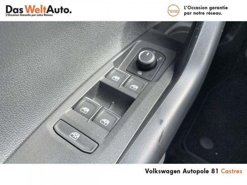 Volkswagen Polo VI Polo 1.0 TSI 95 S&S DSG7 United 5p Gris occasion à Castres - photo n°19