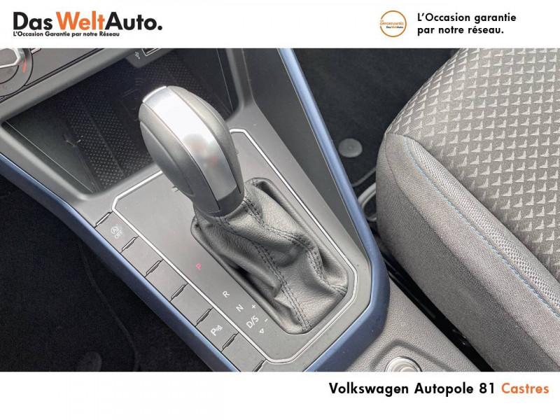 Volkswagen Polo VI Polo 1.0 TSI 95 S&S DSG7 United 5p Gris occasion à Castres - photo n°13