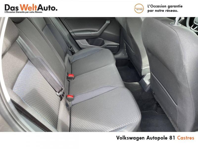 Volkswagen Polo VI Polo 1.0 TSI 95 S&S DSG7 United 5p Gris occasion à Castres - photo n°14