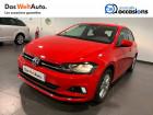 Volkswagen Polo VI Polo 1.6 TDI 95 S&S BVM5 Confortline 5p Rouge 2019 - annonce de voiture en vente sur Auto Sélection.com