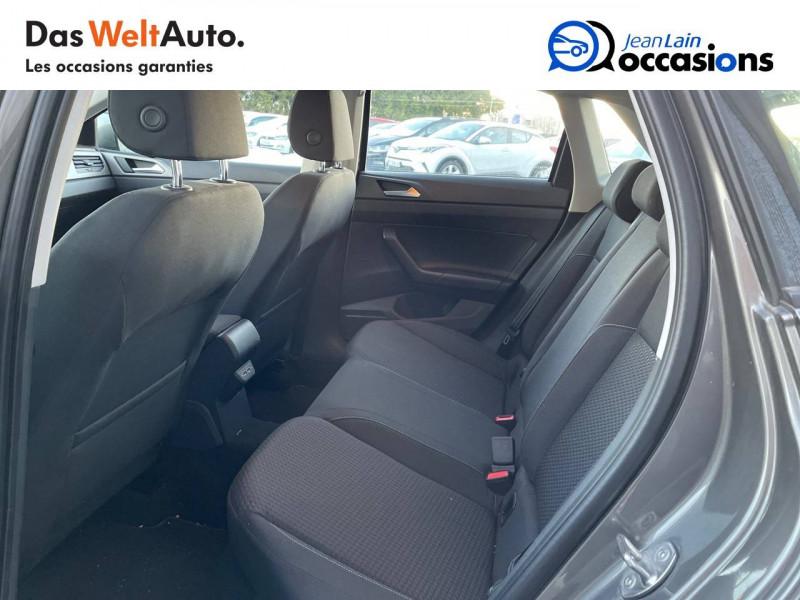 Volkswagen Polo VI Polo 1.6 TDI 95 S&S DSG7 Lounge Business 5p Gris occasion à Cessy - photo n°17