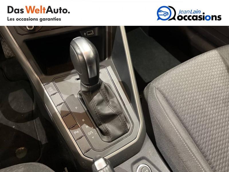 Volkswagen Polo VI Polo 1.6 TDI 95 S&S DSG7 Lounge Business 5p Blanc occasion à La Motte-Servolex - photo n°13
