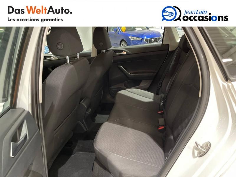 Volkswagen Polo VI Polo 1.6 TDI 95 S&S DSG7 Lounge Business 5p Blanc occasion à La Motte-Servolex - photo n°17