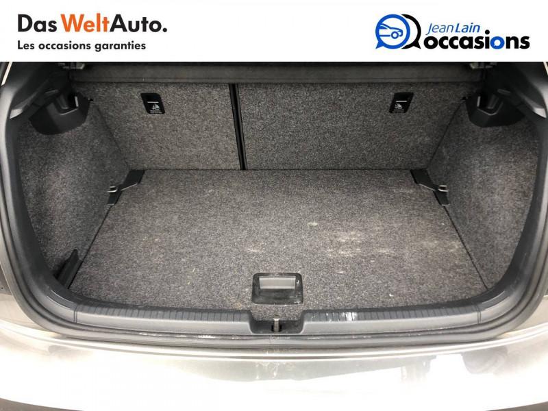 Volkswagen Polo VI Polo 1.6 TDI 95 S&S DSG7 Lounge Business 5p Gris occasion à Cessy - photo n°10