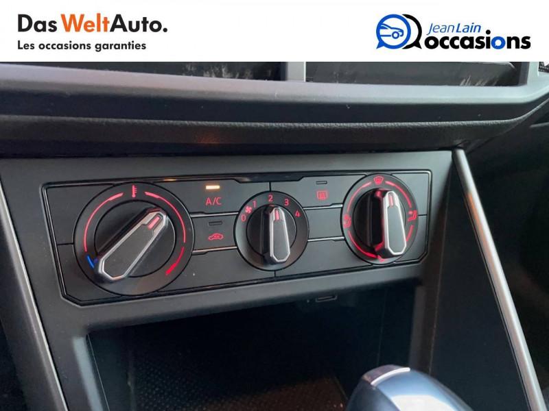 Volkswagen Polo VI Polo 1.6 TDI 95 S&S DSG7 Lounge Business 5p Gris occasion à Cessy - photo n°14