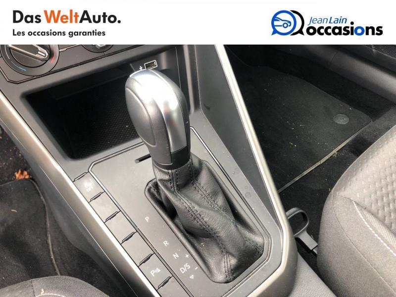 Volkswagen Polo VI Polo 1.6 TDI 95 S&S DSG7 Lounge Business 5p Gris occasion à Cessy - photo n°13