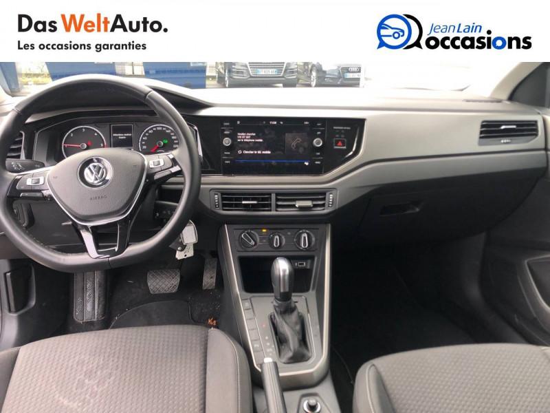 Volkswagen Polo VI Polo 1.6 TDI 95 S&S DSG7 Lounge Business 5p Gris occasion à Cessy - photo n°18