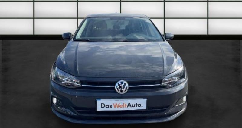 Volkswagen Polo 1.0 65ch Confortline 5p Noir occasion à La Rochelle - photo n°2