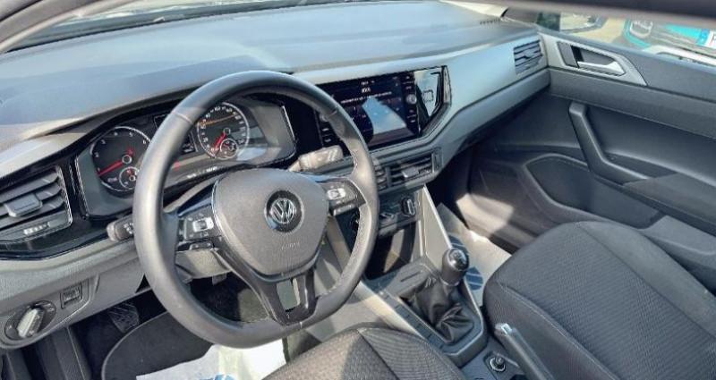 Volkswagen Polo 1.0 65ch Confortline 5p Noir occasion à La Rochelle - photo n°6