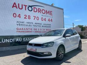 Volkswagen Polo Blanc, garage AUTODROME à Marseille 10