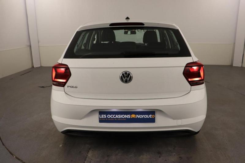 Volkswagen Polo 1.0 80 S&S BVM5 Lounge Blanc occasion à Aubagne - photo n°4