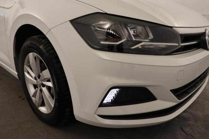 Volkswagen Polo 1.0 80 S&S BVM5 Lounge Blanc occasion à Aubagne - photo n°13