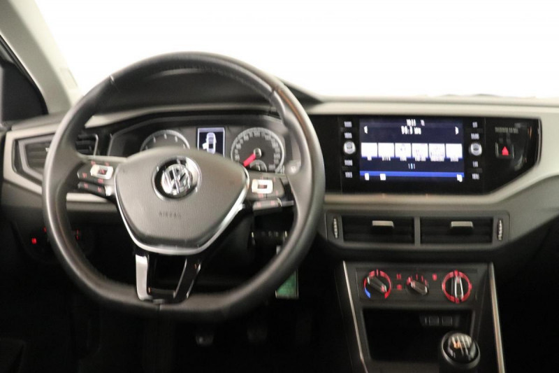 Volkswagen Polo 1.0 80 S&S BVM5 Lounge Blanc occasion à Aubagne - photo n°5