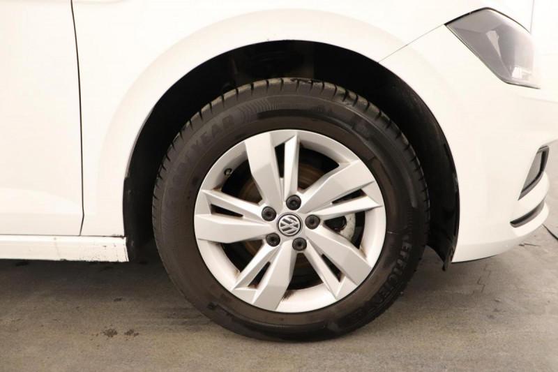 Volkswagen Polo 1.0 80 S&S BVM5 Lounge Blanc occasion à Aubagne - photo n°12