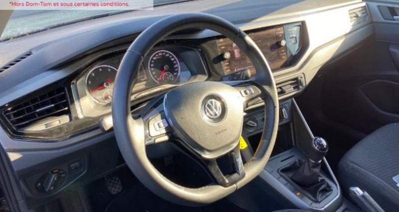 Volkswagen Polo 1.0 80ch Confortline Euro6d-T Noir occasion à La Rochelle - photo n°6