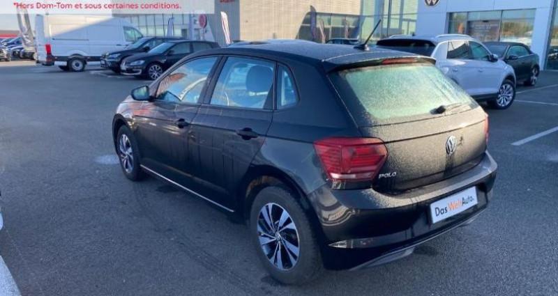 Volkswagen Polo 1.0 80ch Confortline Euro6d-T Noir occasion à La Rochelle - photo n°5