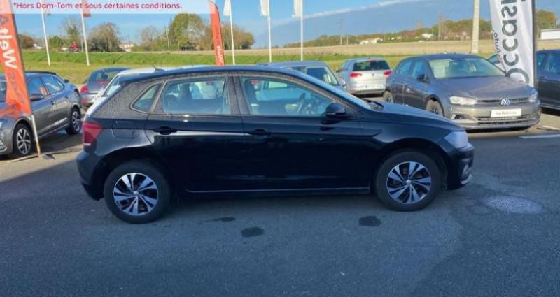 Volkswagen Polo 1.0 80ch Confortline Euro6d-T Noir occasion à La Rochelle - photo n°3