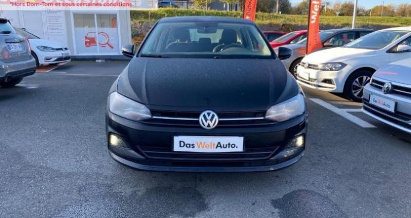 Volkswagen Polo 1.0 80ch Confortline Euro6d-T Noir occasion à La Rochelle - photo n°2
