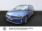 Volkswagen Polo 1.0 80ch Confortline Euro6d-T Bleu à PONTIVY 56