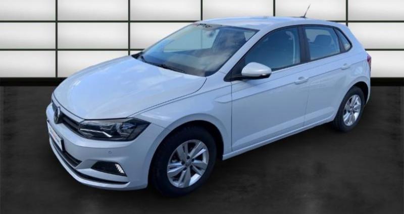 Volkswagen Polo 1.0 80ch Edition Euro6dT Blanc occasion à La Rochelle